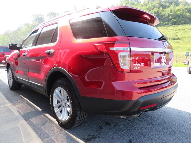 2014 Ford Explorer XLT 4X4 4 Door SUV w/ 3'rd row Grafton WV