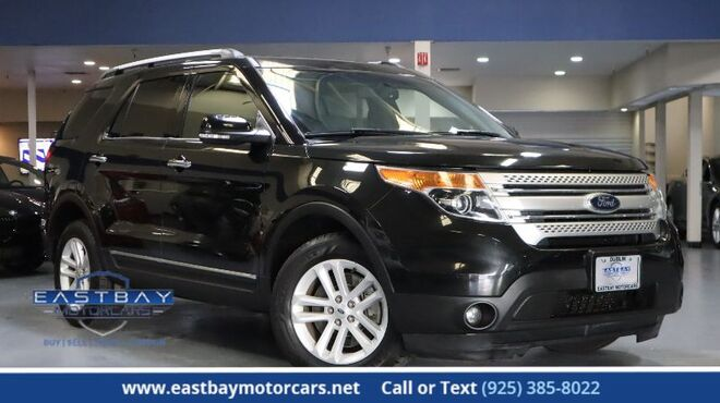 2014_Ford_Explorer_XLT_ San Ramon CA