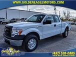 2014 Ford F-150 4WD SUPERCAB 145 XL