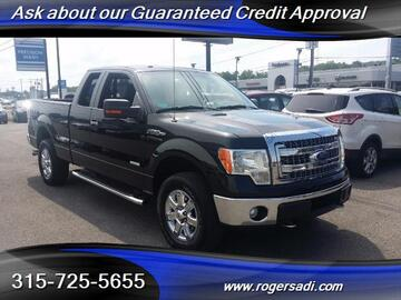 2014 Ford F-150 4WD SuperCab 145 XLT Michigan MI
