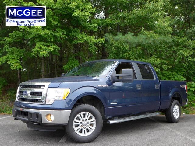 2014 Ford F-150 4WD SuperCrew 145 XLT Pembroke MA