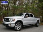 2014 Ford F-150 4WD SuperCrew 157 FX4