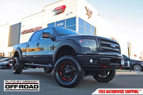 2014_Ford_F-150_FX4 SuperCrew 5.5-ft. Bed 4WD_ Chantilly VA