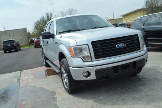 2014 Ford F-150 FX4 SuperCrew 5.5-ft. Bed 4WD Houston TX