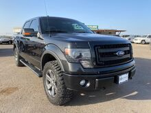 2014_Ford_F-150_FX4 SuperCrew 5.5-ft. Bed 4WD_ Laredo TX