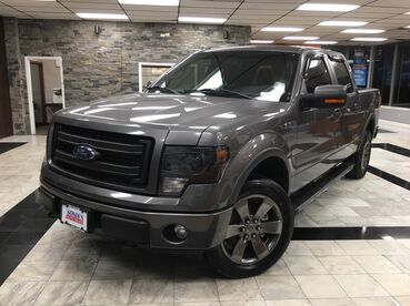 2014_Ford_F-150_FX4_ Worcester MA
