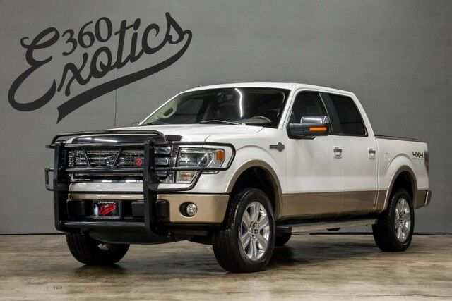 2014_Ford_F-150_King Ranch Supercrew 4x4_ Austin TX