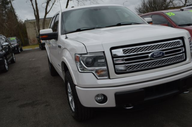 2014 Ford F-150 LIMITED Houston TX