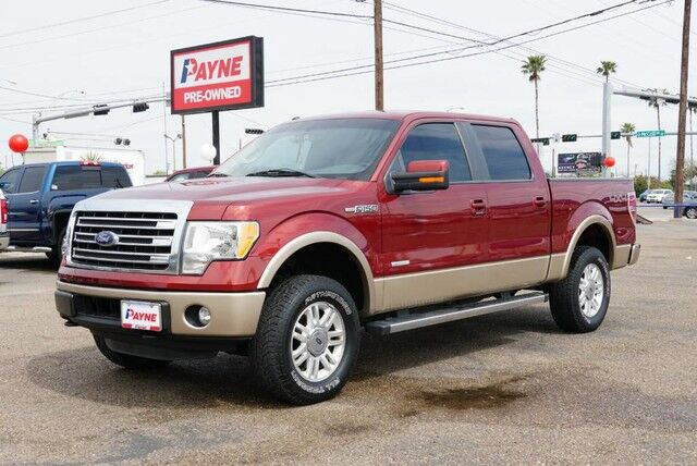 2014 Ford F-150 Lariat Harlingen TX