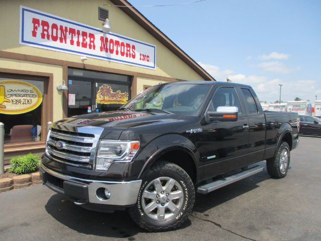2014 Ford F-150 Lariat SuperCab 6.5-ft. Bed 4WD Middletown OH