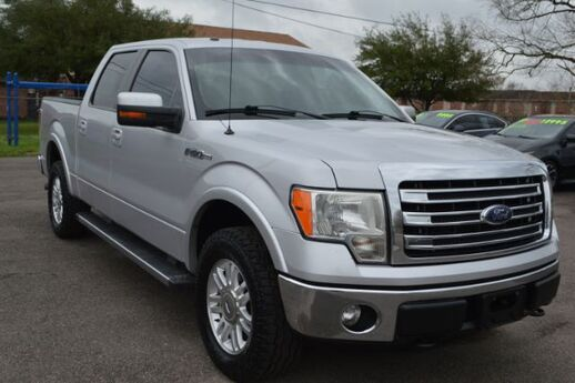 2014 Ford F-150 Lariat SuperCrew 5.5-ft. Bed 4WD Houston TX