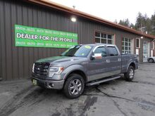 2014_Ford_F-150_Lariat SuperCrew 5.5-ft. Bed 4WD_ Spokane Valley WA