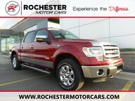 2014 Ford F-150 Lariat w/ Moonroof Rochester MN