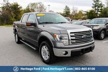 2014 Ford F-150 Lariat South Burlington VT