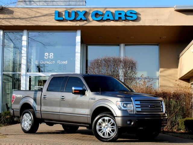 2014_Ford_F-150_Platinum Ecoboost Nav 4WD_ Buffalo Grove IL