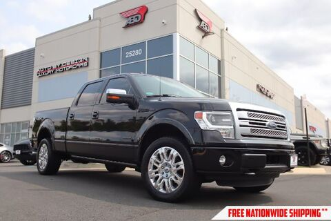 2014_Ford_F-150_Platinum SuperCrew 6.5-ft. Bed 4WD_ Chantilly VA