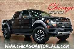 2014_Ford_F-150_SVT Raptor - LUXURY PACKAGE NAVI FRONT & REAR CAMERAS HEATED/COOLED SEATS SONY AUDIO_ Bensenville IL