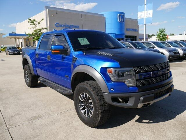 2014 Ford F-150 SVT Raptor Hammond LA