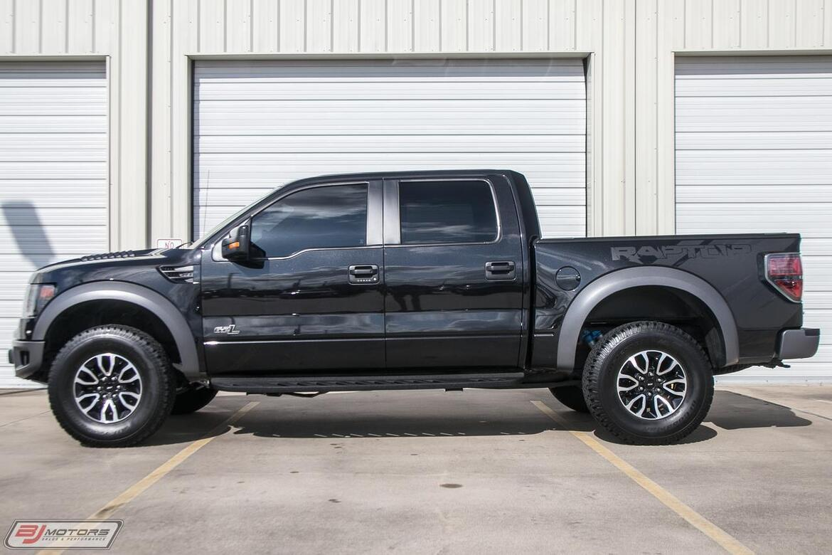 2014 Ford F-150 SVT Raptor (Low Miles) Tomball TX