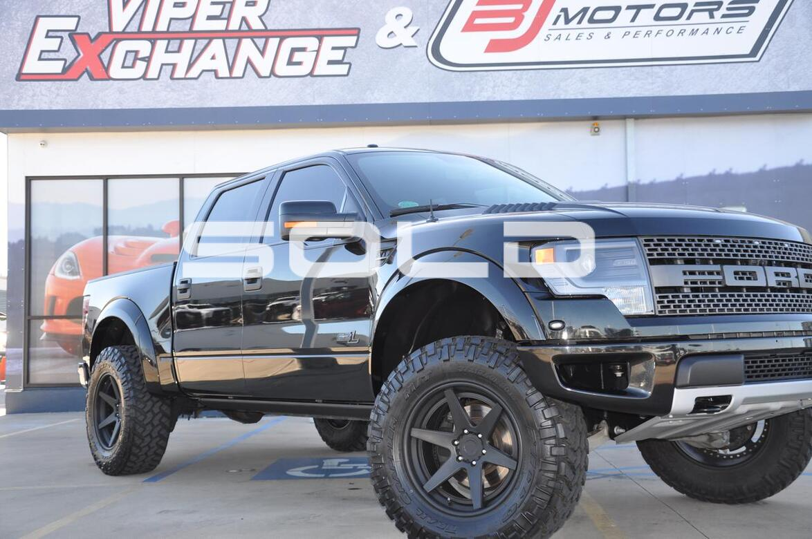 2014 Ford F-150 SVT Raptor Roush Supercharged TX 12330583