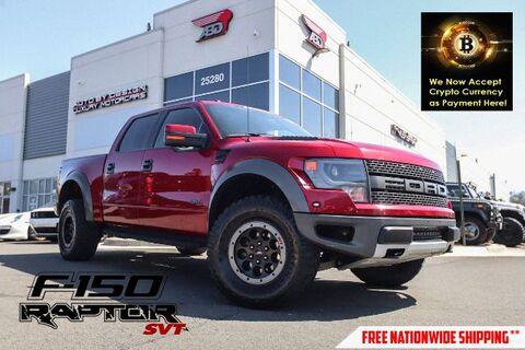 2014_Ford_F-150_SVT Raptor SuperCrew 5.5-ft. Bed 4WD_ Chantilly VA