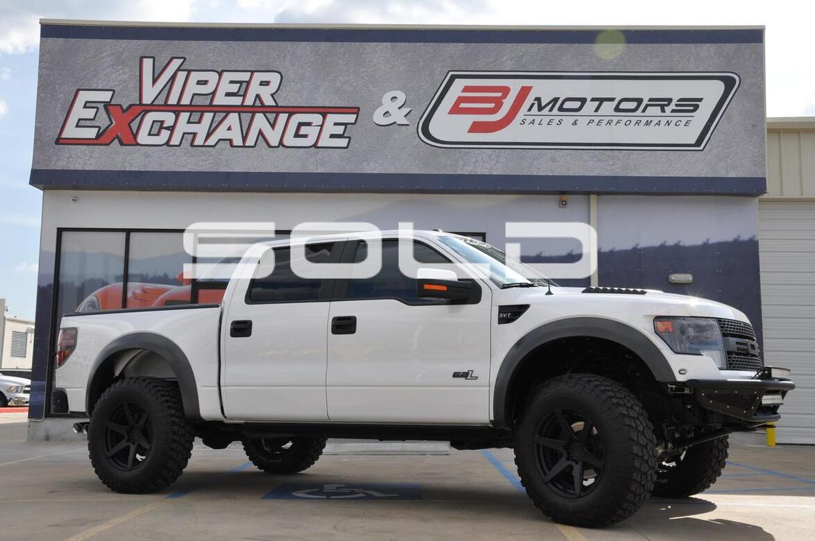2014 ford f 150 svt raptor tomball tx