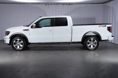 Ford F-150 SuperCrew 4WD FX4 2014