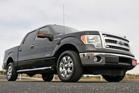 2014_Ford_F-150_SuperCrew XLT Texas Edition_ Fort Worth TX