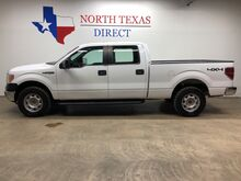 2014_Ford_F-150_XL 4WD Crew Cab Bluetooth Short Bed Work Truck_ Mansfield TX