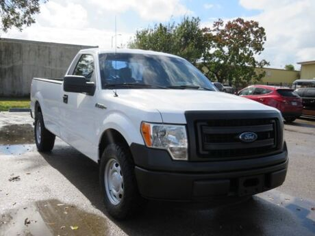 2014 Ford F-150 XL 6.5-ft. Bed 2WD Houston TX