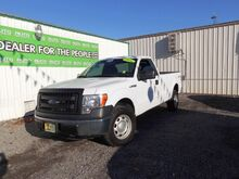 2014_Ford_F-150_XL 8-ft. Bed 4WD_ Spokane Valley WA