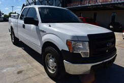 2014_Ford_F-150_XL SuperCab 6.5 FT 5.0L V8_ San Antonio TX