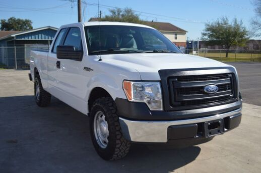 2014 Ford F-150 XL SuperCab 6.5-ft. Bed 2WD Houston TX