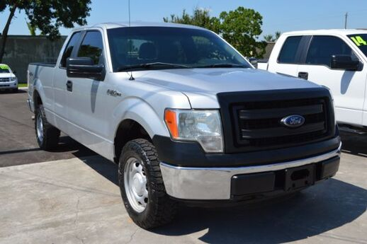 2014 Ford F-150 XL SuperCab 6.5-ft. Bed 4WD Houston TX
