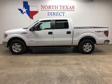 2014_Ford_F-150_XLT 4x4 Ecoboost Crew Bluetooth Camera Sync 1 Owner_ Mansfield TX