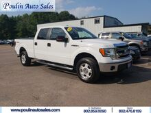 2014_Ford_F-150_XLT_ Barre VT
