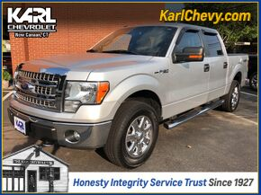 2014_Ford_F-150_XLT_ New Canaan CT