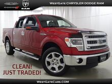 2014_Ford_F-150_XLT_ Raleigh NC