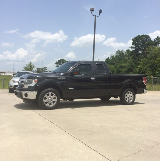 2014 Ford F-150 XLT SuperCab 6.5-ft. Bed 2WD Hattiesburg MS