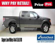 2014_Ford_F-150_XLT SuperCrew 4WD 5.0L V8_ Maumee OH