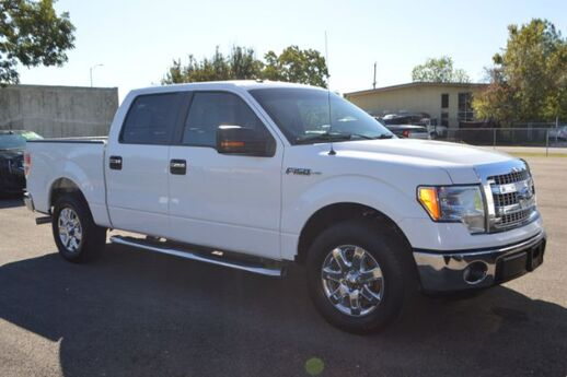 2014 Ford F-150 XLT SuperCrew 5.5-ft. Bed 2WD Houston TX