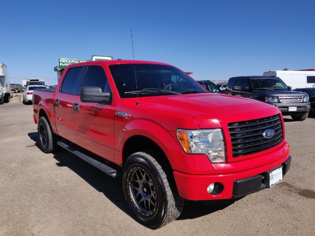 2014 Ford F-150 XLT SuperCrew 5.5-ft. Bed 2WD Laredo TX