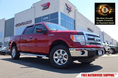 2014_Ford_F-150_XLT SuperCrew 5.5-ft. Bed 4WD_ Chantilly VA
