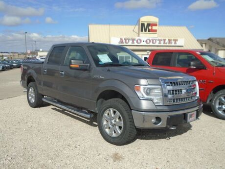 2014 Ford F-150 XLT SuperCrew 5.5-ft. Bed 4WD Colby KS