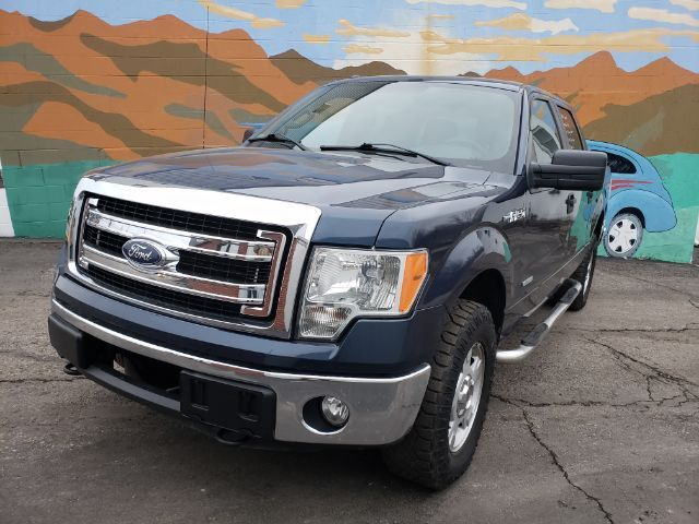 2014 Ford F-150 XLT SuperCrew 5.5-ft. Bed 4WD Saint Joseph MO