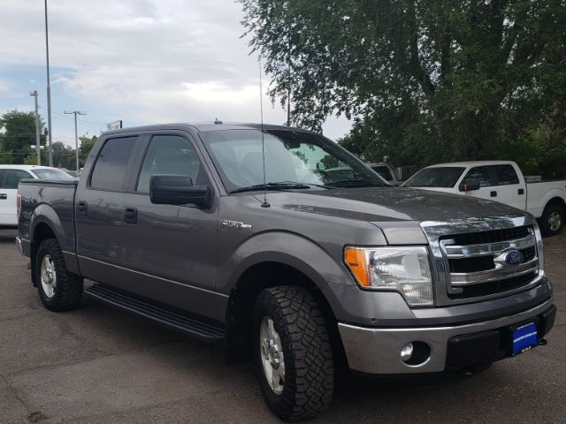 2014 Ford F-150 XLT SuperCrew 5.5-ft. Bed 4WD Twin Falls ID