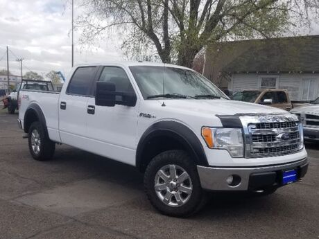 2014 Ford F-150 XLT SuperCrew 6.5-ft. Bed 4WD Twin Falls ID