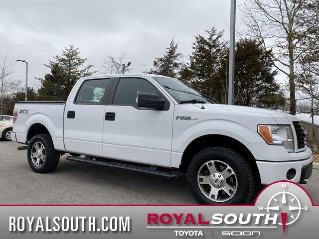 2014 Ford F-150 XLT SuperCrew Bloomington IN