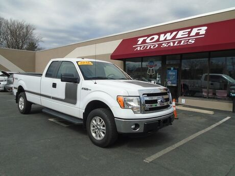 2014 Ford F-150 XLT w/HD Payload Pkg Schenectady NY