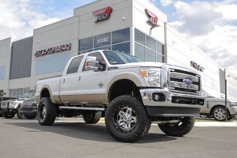 2014_Ford_F-250 SD_Lariat Crew Cab 4WD_ Chantilly VA